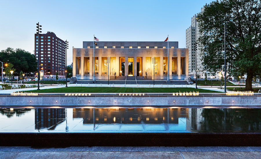 Soldiers Memorial Military Museum Renovation St Louis